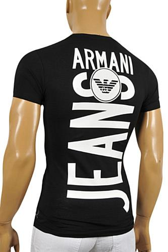 ARMANI JEANS V-Neck Men's T-Shirt #118