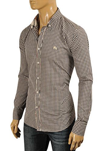 BURBERRY Men's Dress Shirt #190