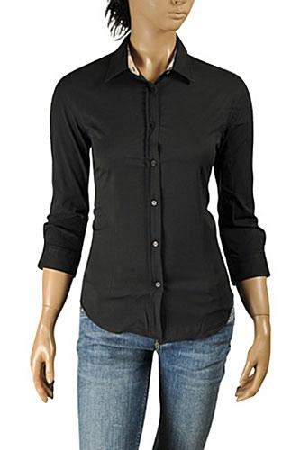 BURBERRY Ladies' Dress Shirt #215