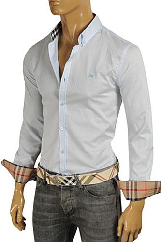 BURBERRY Men's Dress Shirt #217