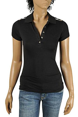 BURBERRY Ladies Polo Shirt #207