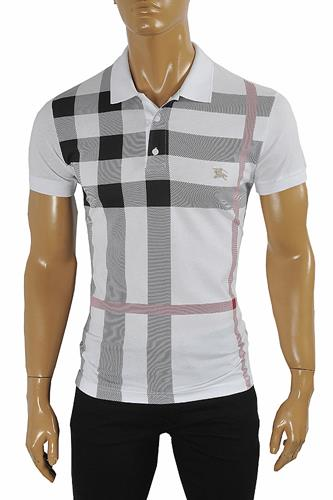 BURBERRY Men's Polo Shirt #240