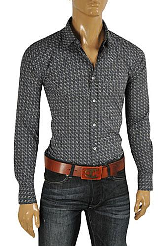 ROBERTO CAVALLI Men's Dress Shirt #332
