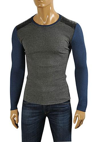 JUST CAVALLI Men Fitted Sweater #63