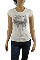ROBERTO CAVALLI Ladies Short Sleeve Top #130