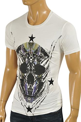 JUST CAVALLI Men's Short Sleeve Tee #148