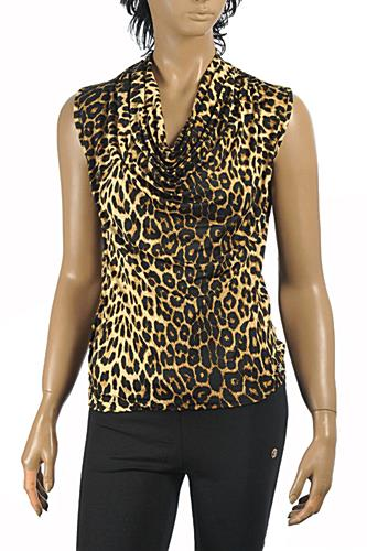 ROBERTO CAVALLI Ladies Short Sleeve Top #169