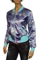 ROBERTO CAVALLI Lady's Zip Up Jacket #11