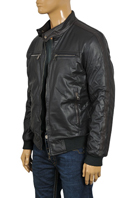 DOLCE & GABBANA Men's Artificial Leather Jacket #385