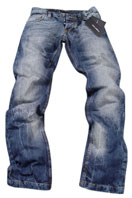 DOLCE & GABBANA Mens Washed Jeans #151