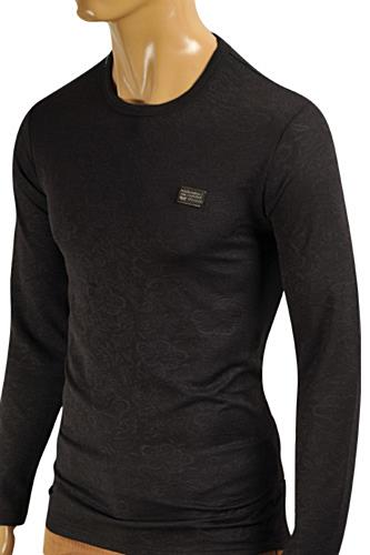 DOLCE & GABBANA Men's Long Sleeve Shirt #455