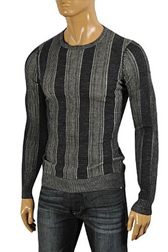 DOLCE & GABBANA Men's Knit Fitted Sweater #235