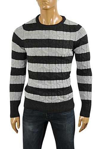 DOLCE & GABBANA Men's Knitted Sweater #245