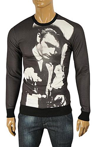 DOLCE & GABBANA Men's Knitted Sweater #246