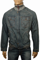 Dolce & Gabbana Zip Up Jeans Jacket #170