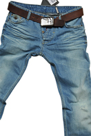 DSQUARED Men's Jeans With Belt #9