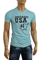 DSQUARED Men's Short Sleeve Tee #6
