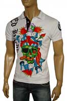 Ed Hardy by Christian Audigier Men's Polo Shirt #14