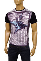JOHN GALLIANO Mens Short Sleeve Tee #24