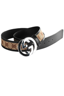 GUCCI Men's Leather Belt #12