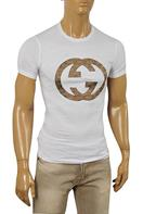 GUCCI Men's Short Sleeve Tee #179