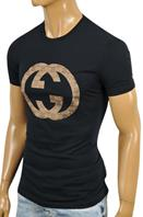 GUCCI Men's Short Sleeve Tee #180