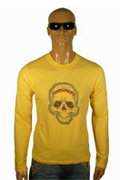 Madre Men's Long Sleeve Shirt #3