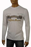 Madre Men's Long Sleeve Shirt # 69