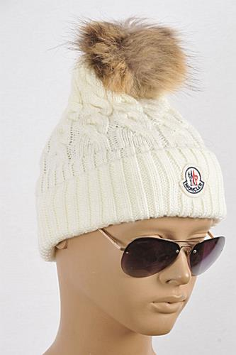 MONCLER Women's Knitted Wool Hat #139