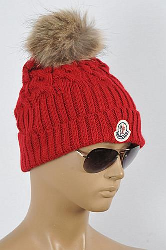 MONCLER Women's Knitted Wool Hat #140