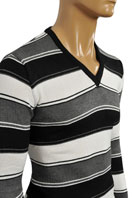 PRADA V-Neck Fitted Men's Sweater #11