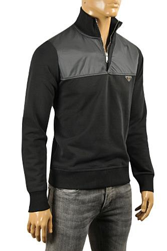 PRADA Men's Zip Sweater #12