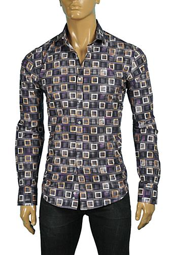 VERSACE Men's Dress Shirt 167
