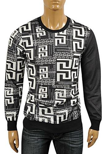 VERSACE Men's Round Neck Sweater #22