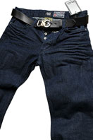 DOLCE & GABBANA Men's Jeans With Belt #160